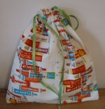 Toothpaste Lingerie Bag